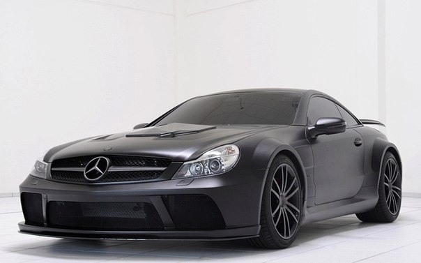 Brabus T65 RS Mercedes-Benz SL65 AMG Black Series (R230)