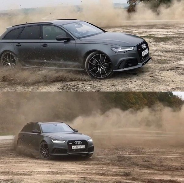 Audi RS6 Performance 605hp